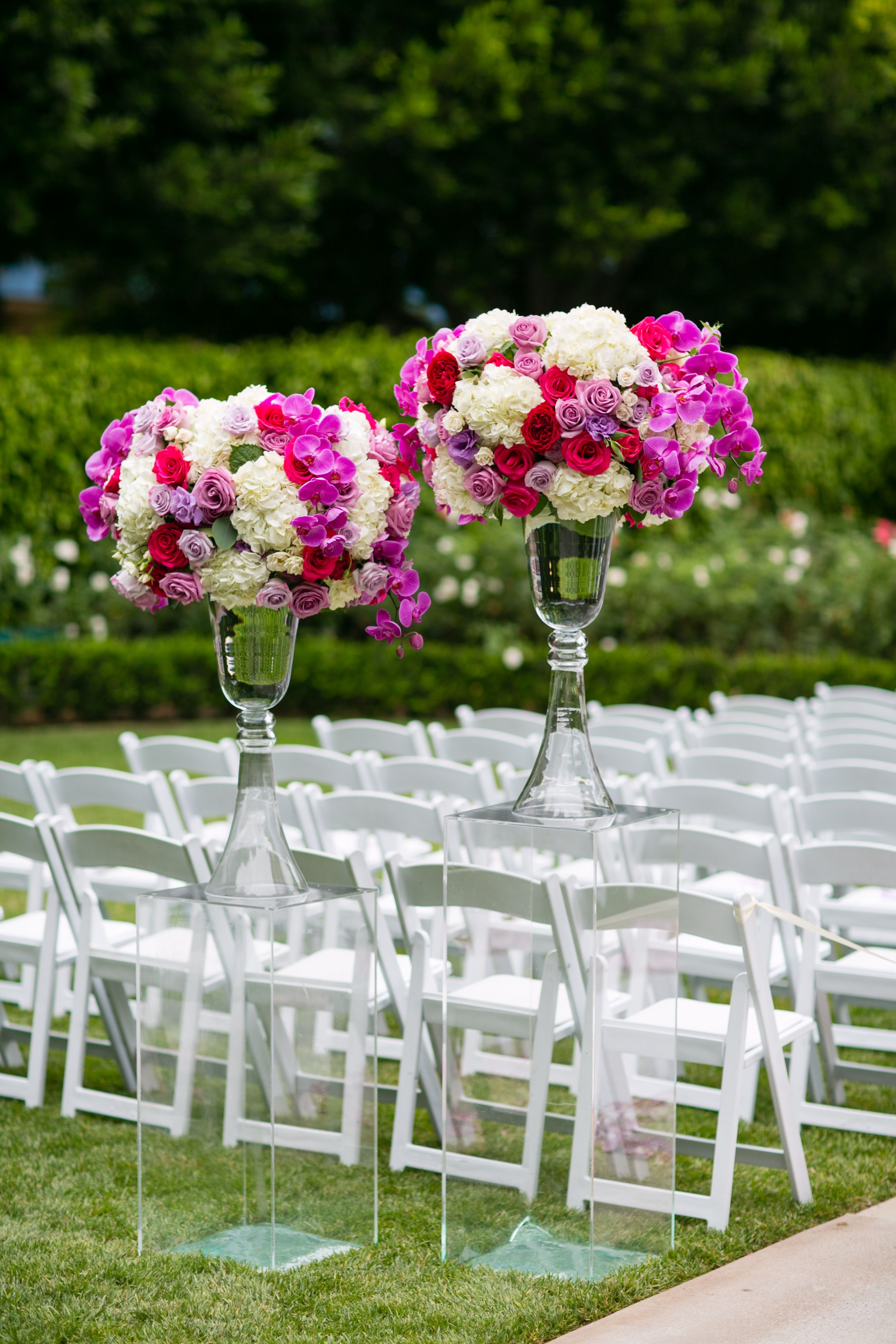 Pin by DLR Weddings on Rose Court Garden Ceremony