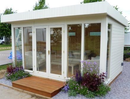 Man Shed Garden Office Garden Offices Backyard Studio Studio Shed Backyard