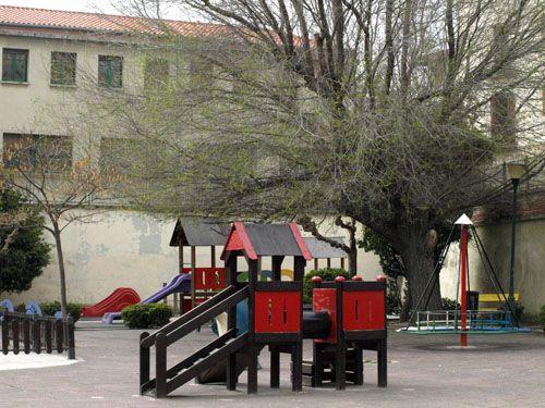 Parque infantil, Tafalla