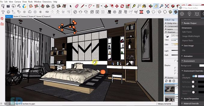 This Is An Excellent Video Tutorial For Sketchup Vray Users The