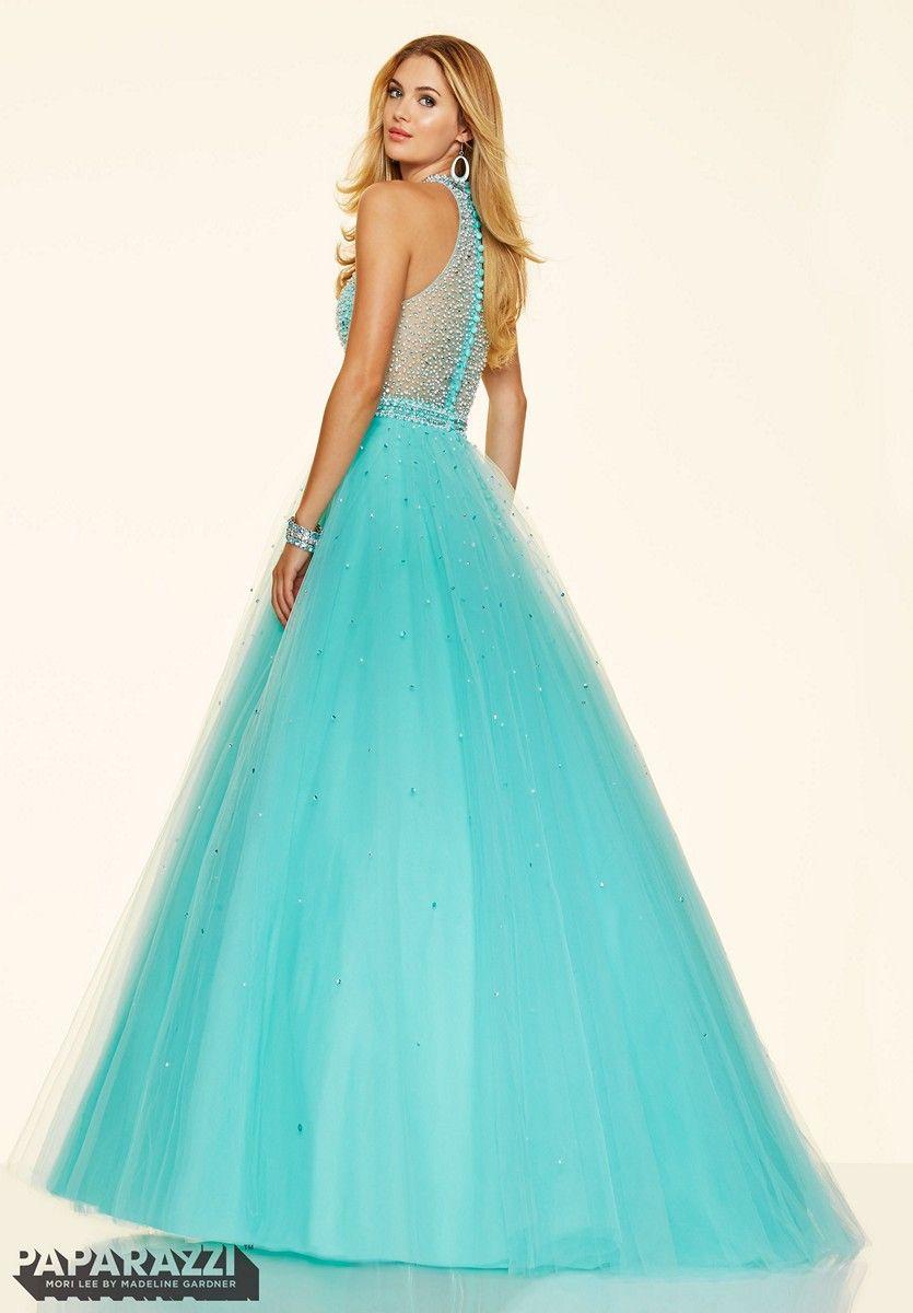576a08719c1 Mori Lee Paparazzi 98096 Prom Dress