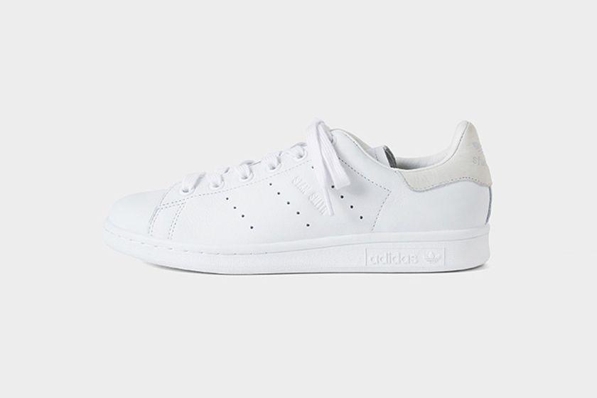 size 40 4864b 78e84 日本名模梨花攜手 adidas Originals 推出聯乘系列 Stan Smith MAISON 鞋款