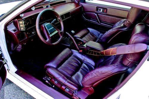 1986 1989 Mitsubishi Starion Esi R Chrysler Conquest Tsi