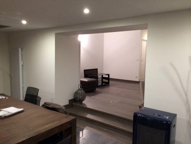 Aménagements intérieurs du0027une maison après agrandissement Ouverture