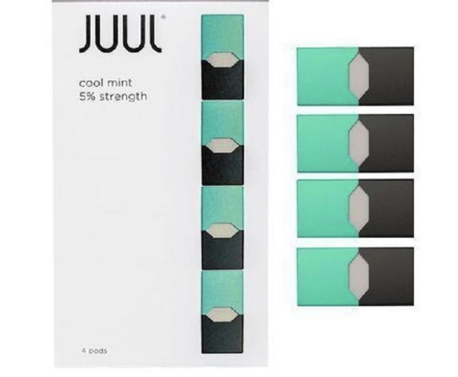 Mint Juul Pods 4 Pack | Juul pods | Mint, Packing, Packaging