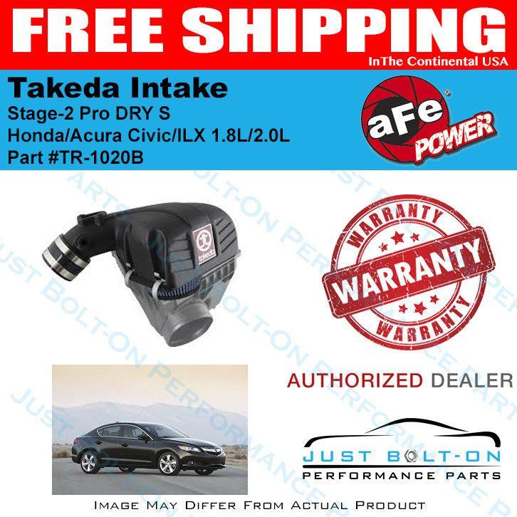 AFe Takeda Stage-2 Pro 5R For 2012-2015 Civic 1.8L / 2013
