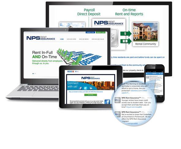 Nps Rent Assurance Aliste Marketing Online Prospecting Social Media Business Rent