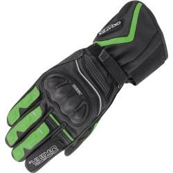 Photo of Orina Neptune waterproof summer gloves black green 4xl Orina