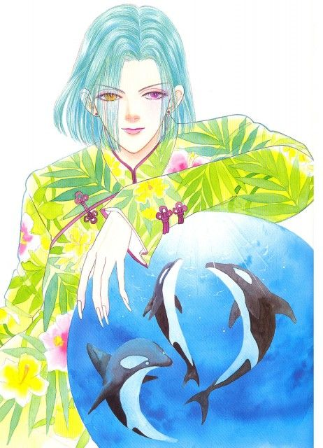 Matsuri Akino Madhouse Pet Shop Of Horrors Maboroshi No Hana Yoi No Tsuki Count D Horror Pet Shop Anime