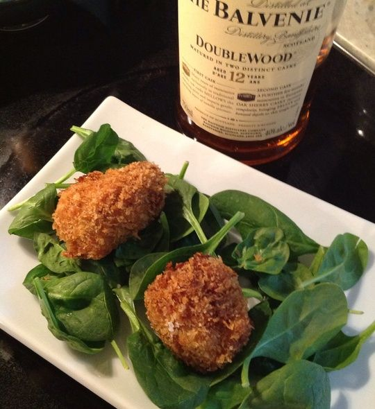 How to Cook Mini French Scotch Quail Eggs by Margaret McKellar