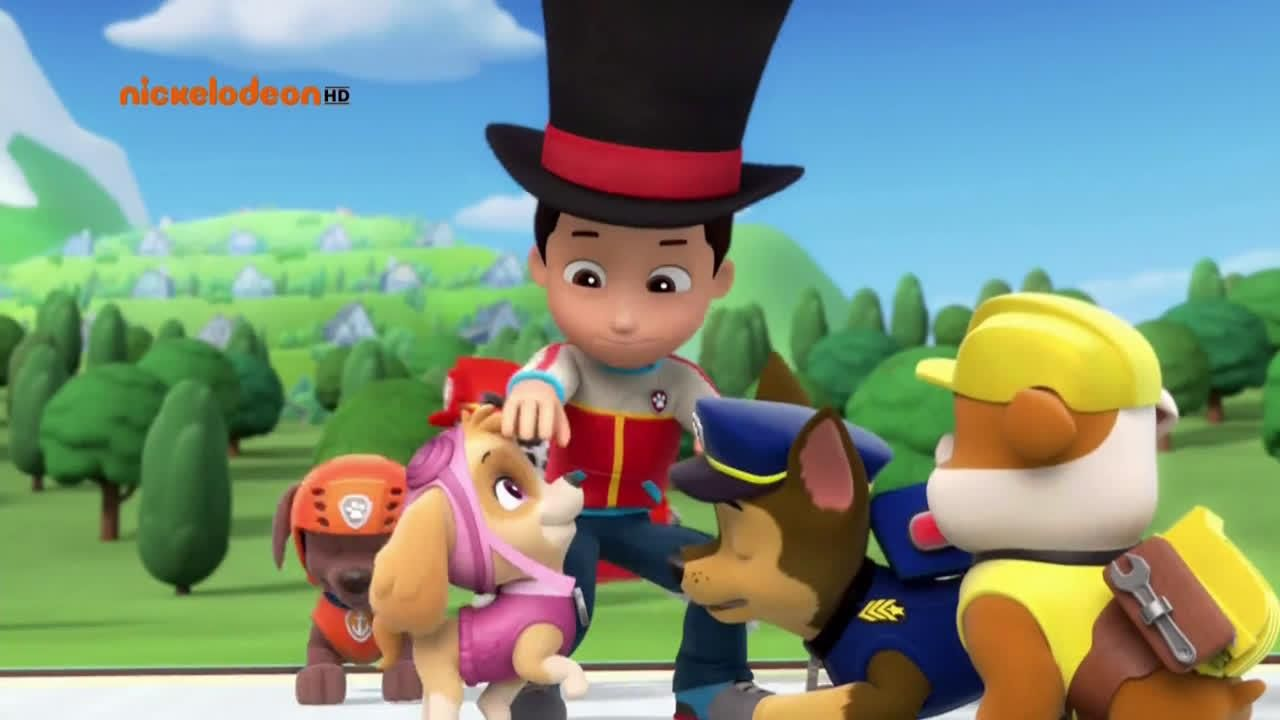 Paw Patrol Videos: Paw Patrol   Pups Save The Circus   Pup A Doodle D..