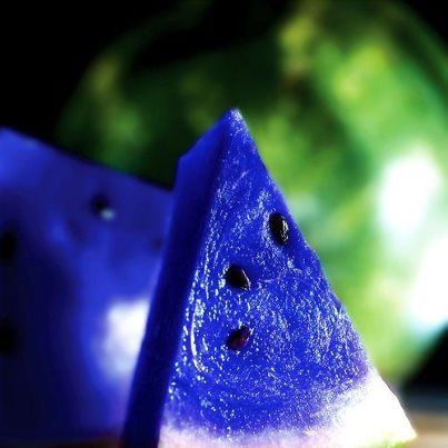 Moon melon changes flavors of food after you eat it