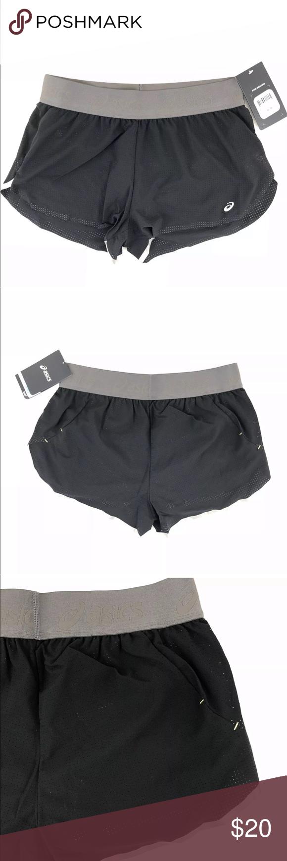 asics fuzex shorts women