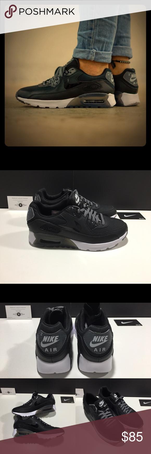 Women's Nike Air Max 90 Ultra Essential 724981 007