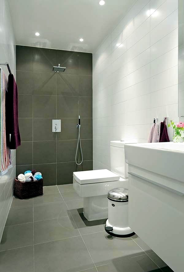 Small Bathroom With Bright Tiles Ideas Bathroom Design Small Simple Bathroom Grey Bathroom Floor