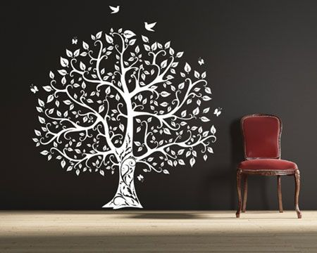 17 Best images about Tree Art on Pinterest | Circles, Quails and ...