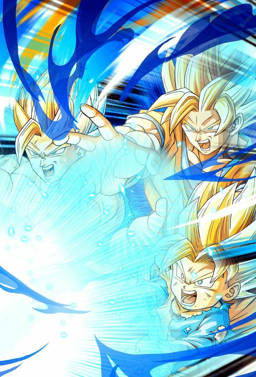 Family Kamehameha Daddy Goku Daddy S Boys Anime Dragon Ball Super Anime Dragon Ball Dragon Ball Goku
