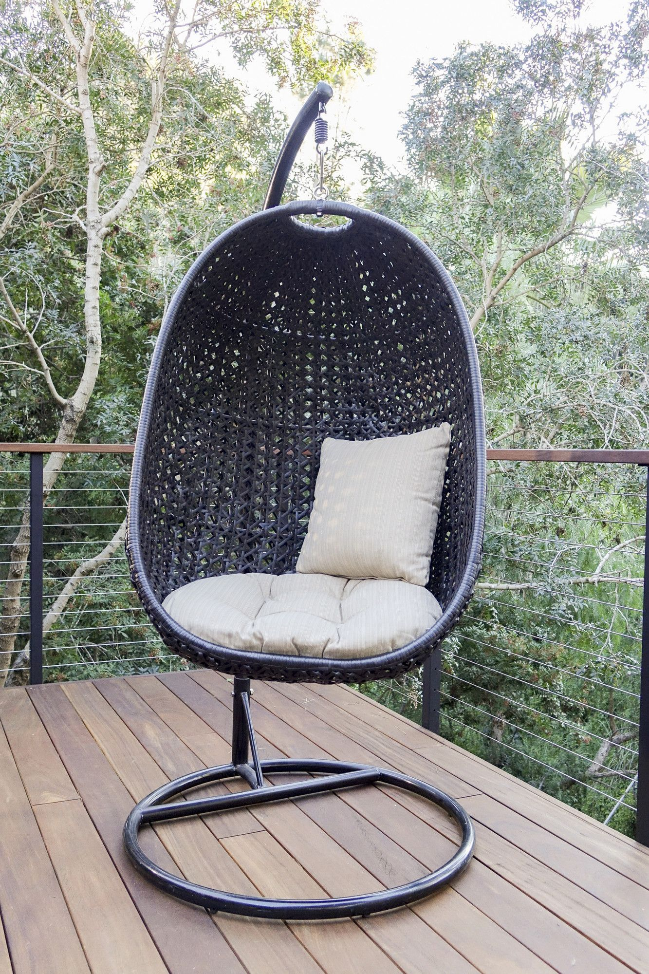 nimbus hanging chair with stand | products | pinterest, Gartengerate ideen