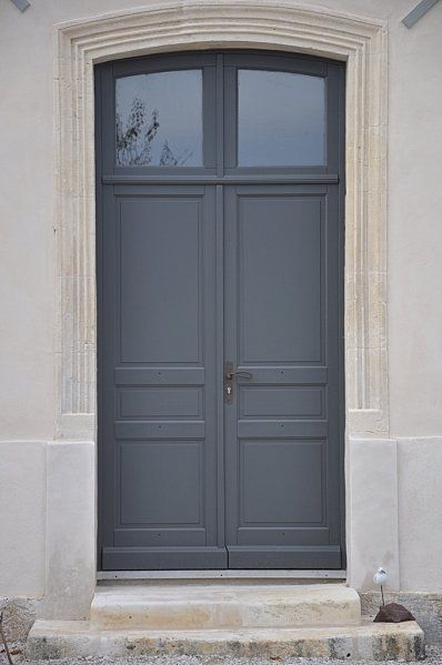 ral 7043 traffic grey b door other pinterest haust ren t ren und hauseingang. Black Bedroom Furniture Sets. Home Design Ideas