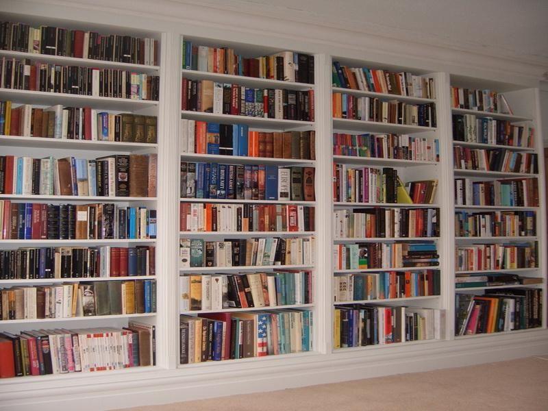 Bookcase wooden Поиск в google библиотеки pinterest