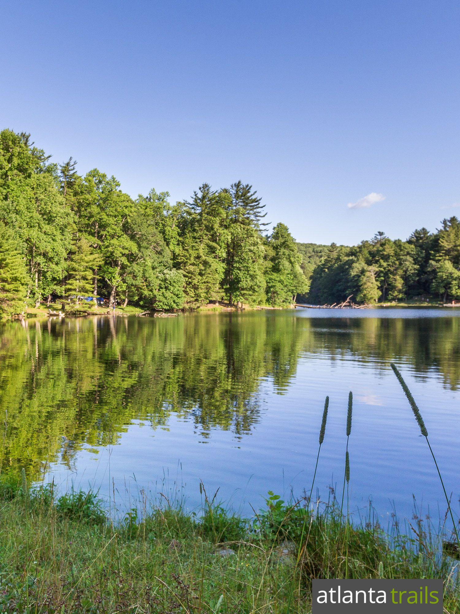 Lake Conasauga: Grassy Mountain Tower Trail | GA hiking | Hiking