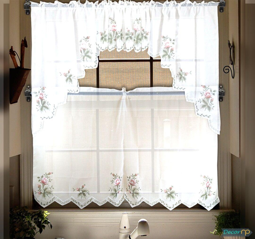Modern kitchen excellent curtains kitchen curtains kitchens