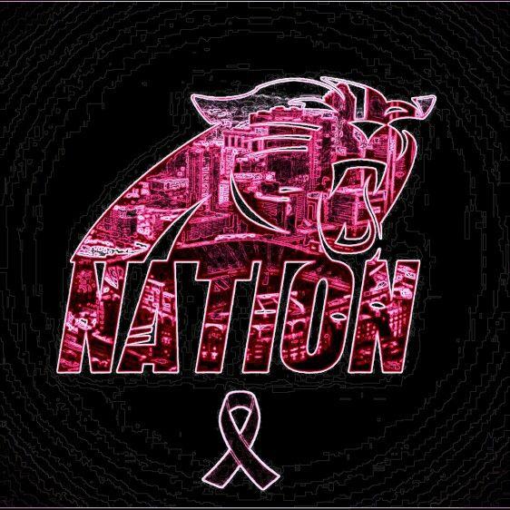 738a4c14782 Carolina Panthers Breast Cancer Awareness