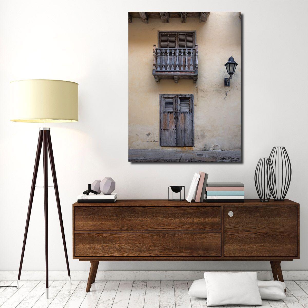Readyhangart indooroutdoor wall décor uprovincial viiu in artplexi