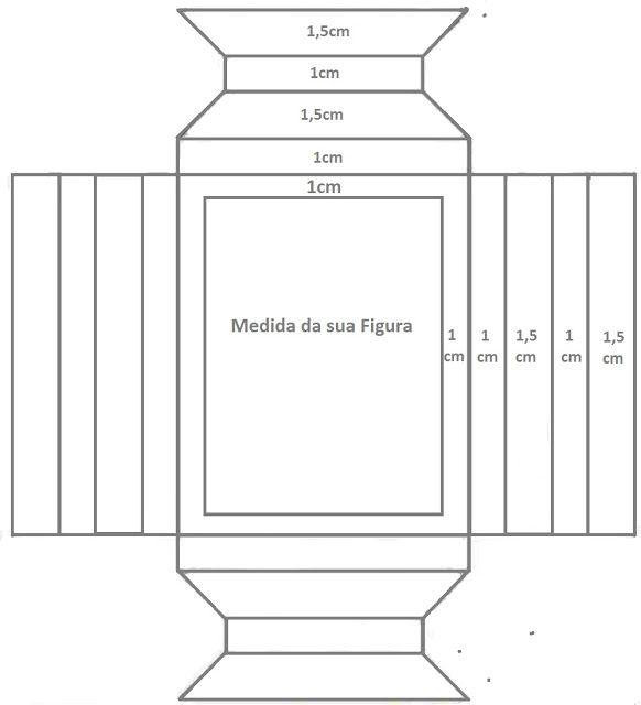 564684ee228 Ideias Personalizadas   DIY  Como Fazer Molduras de Quadro com Papel Cartão