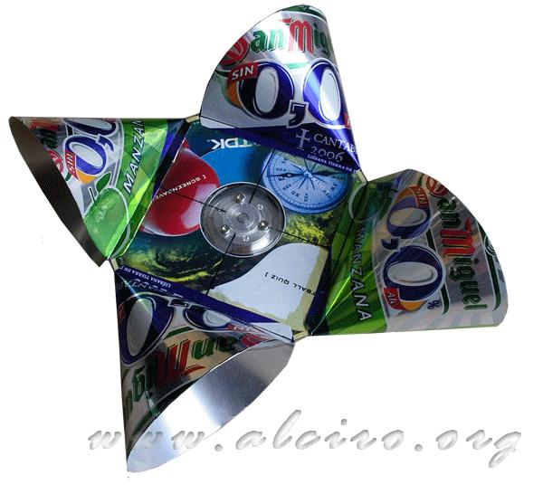 reciclaje casero -