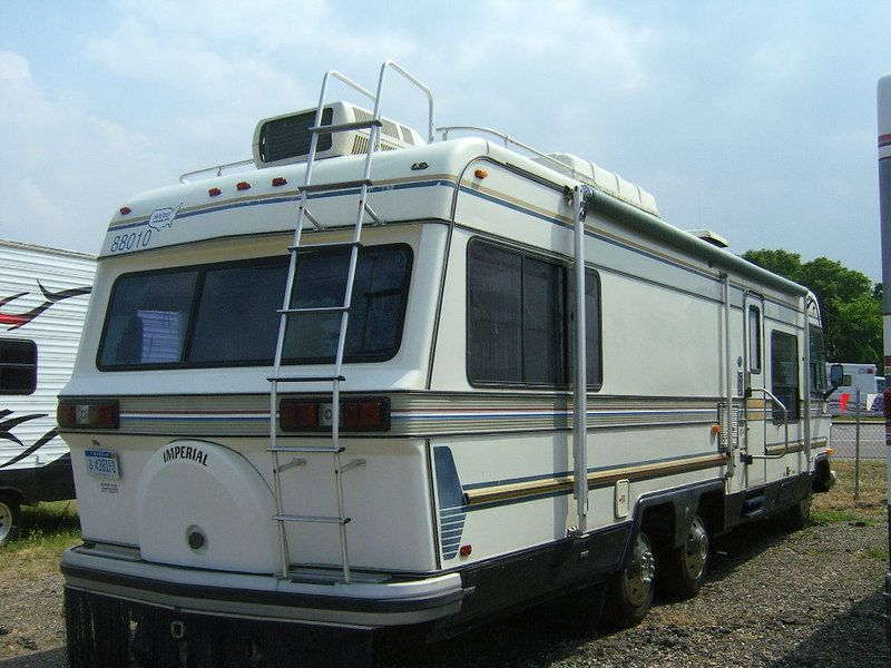 1983 Holiday Rambler Imperial 33!!! :D | Some of my Favorite