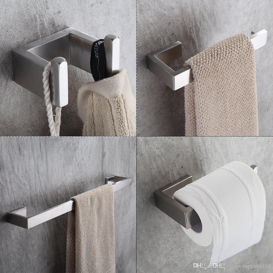 20 Funky Bathroom Accessories Set Ceplukan Bathroom Accessory Set Brushed Nickel Bathroom Bathroom Accessories