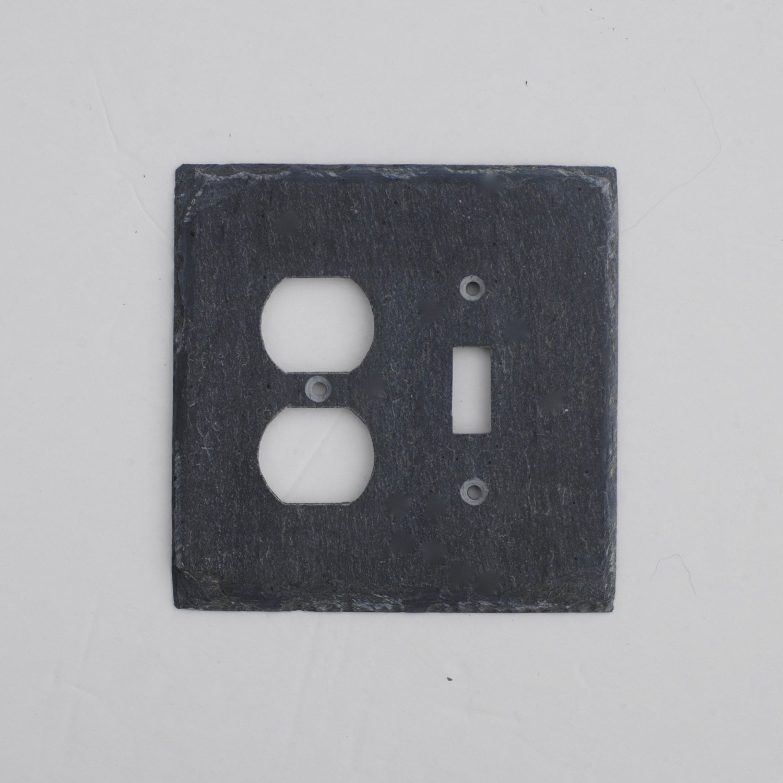 Decorative Single Switch - Single Outlet Cover Combo, GFCI GFI ...