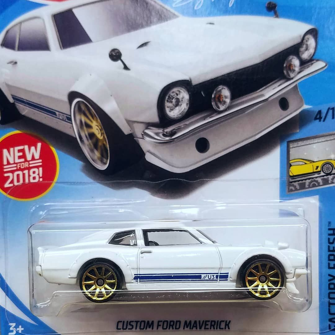 What Do You Guys Think Of This Custom Ford Maverick Hotwheels