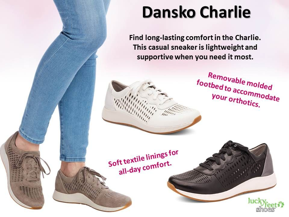 Dansko Charlie... Enhance your casual style with the Dansko Charlie. Enjoy long-lasting comfort in style.  http://luckyfeetshoes.com/?s=charlie&post_type=product