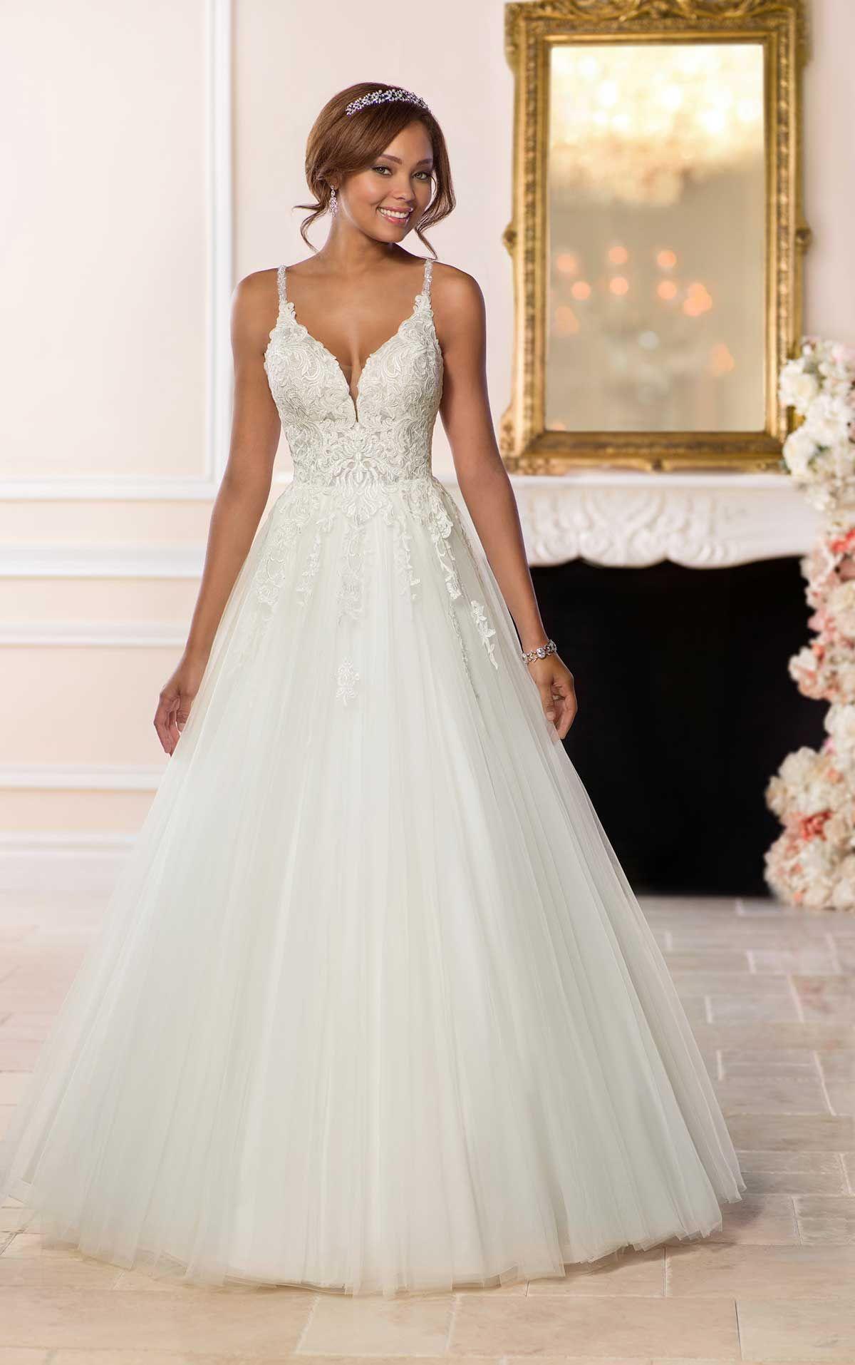 Stunning Boho Wedding Dress
