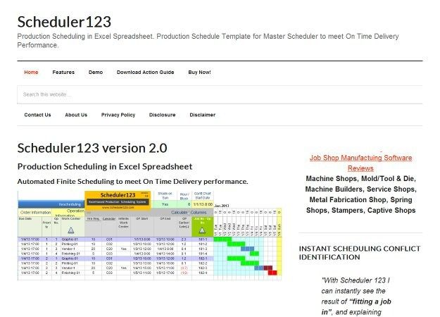 Master Scheduler Job Description Timberdoodle Schedule Customizable