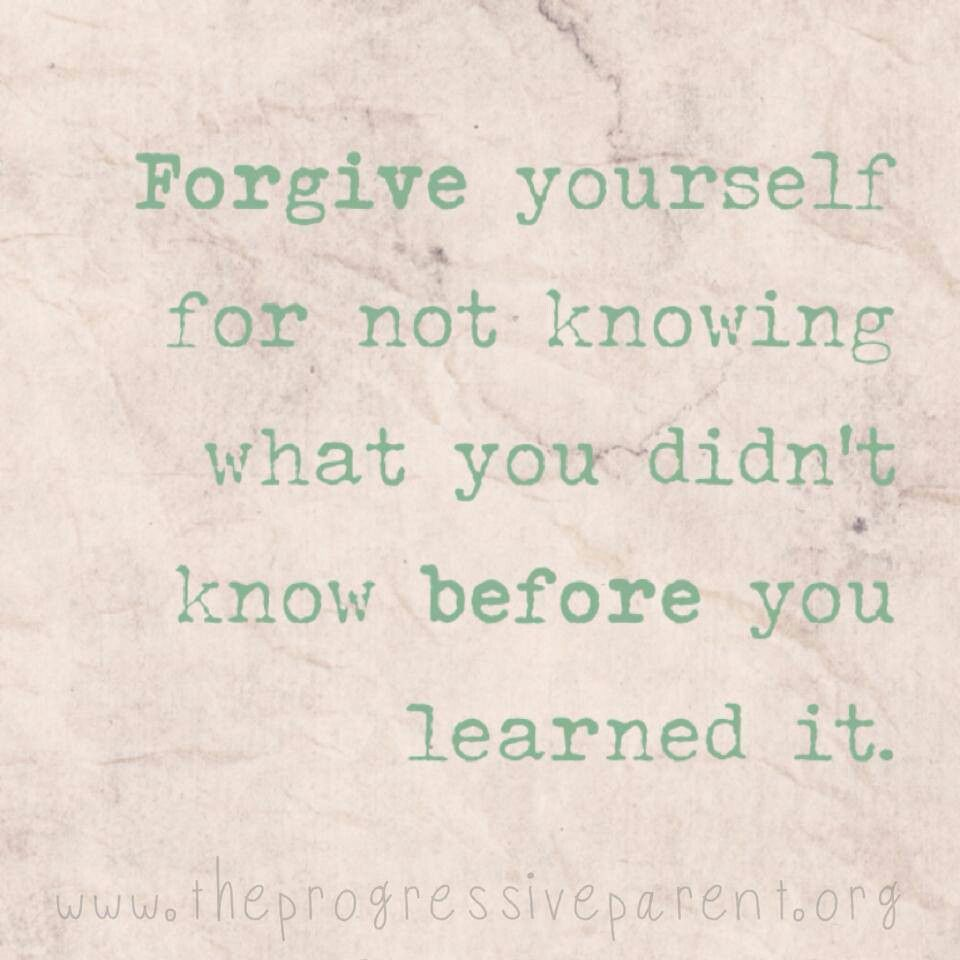 Forgive Yourself Quotes: Self Forgiveness Quotes. QuotesGram