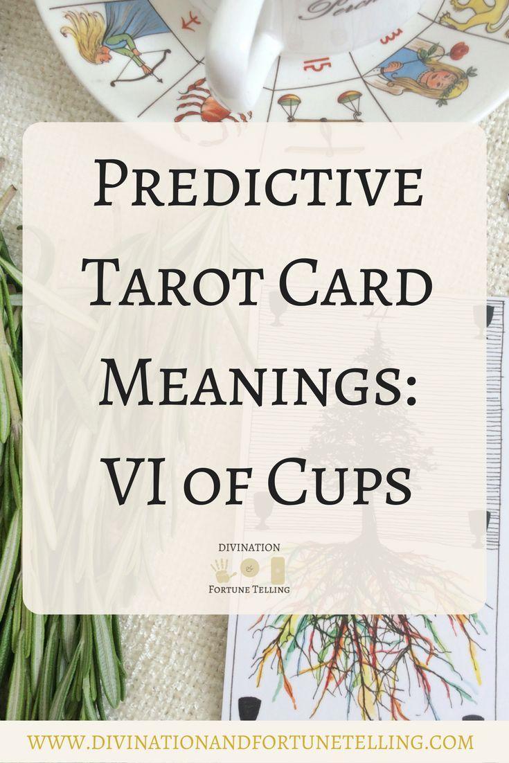 Future tarot meanings six of cups tarot meanings tarot