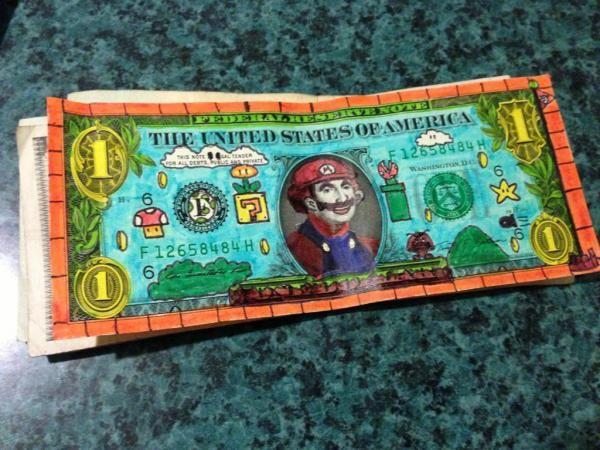 Mario Money..