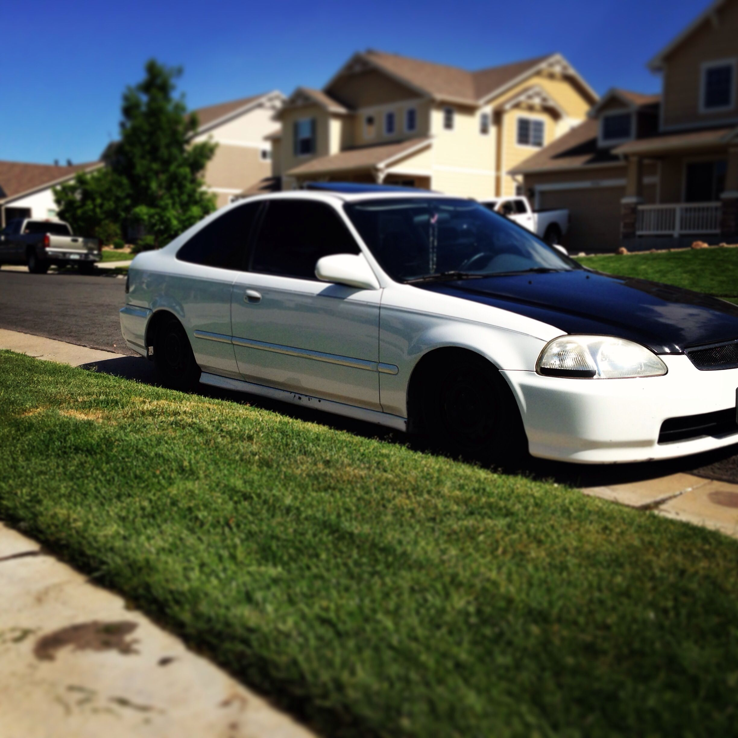 96 Honda Civic Ej8 Honda Civic Civic Honda
