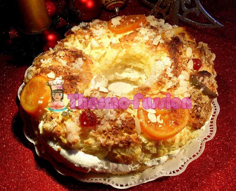 Roscon De Reyes Sin Gluten Apto Para Celiacos Thermomix