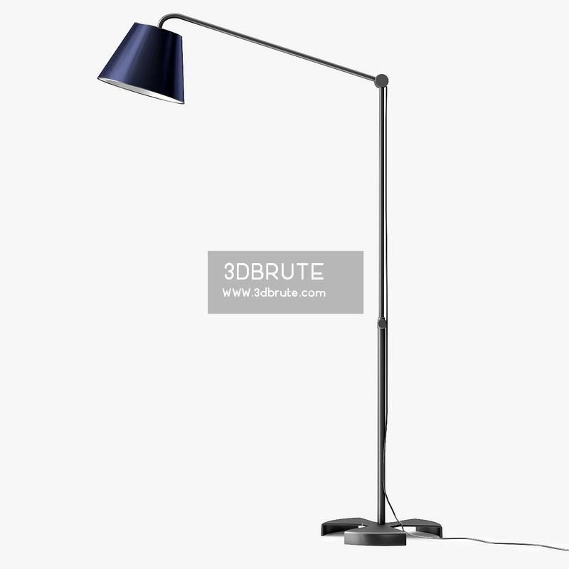 HOK Floor lamp 179 3dmodel