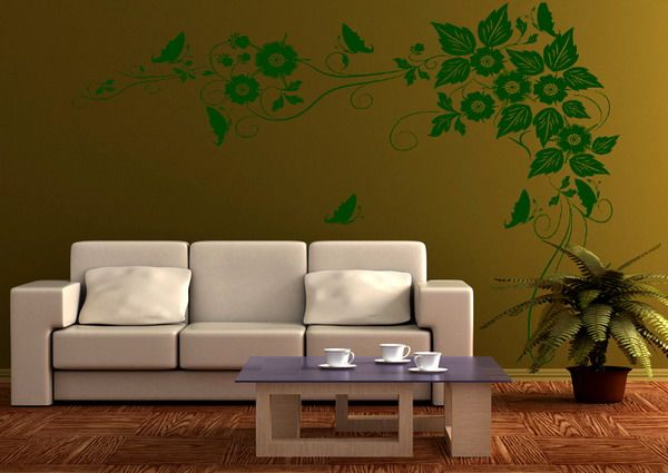 wall art of a different color | home stuffs | Pinterest | Bedroom ...