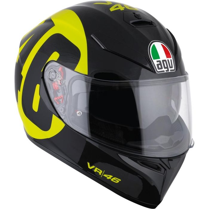 This is the new Valentino Rossi AGV SV Bollo 46 helmet, find out where to  buy this official Valentino Rosii helmet here.