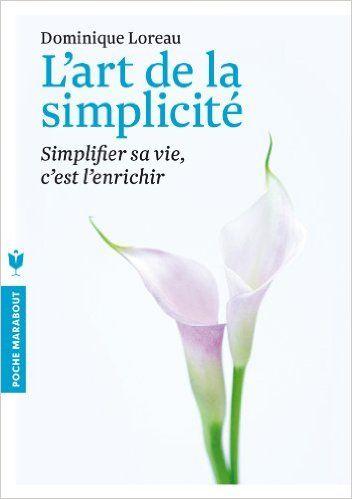 art de la simplicité