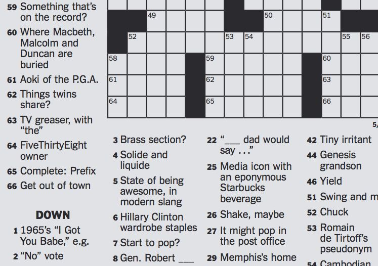 Puzzle Trouble Women And Crosswords In The Age Of Autofill By Anna Shechtman Crossword Puzzle Trouble