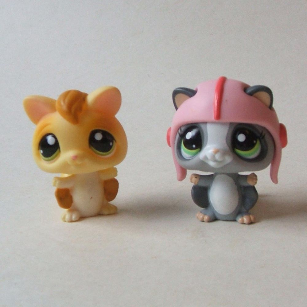Details about  /Littlest Pet Shop #990 Flying Squirrel 2006 yellow