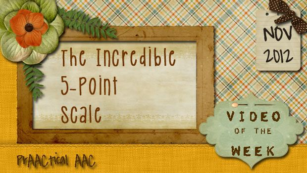 A PrAACtical Look at the Incredible 5-Point Scale | Rating scale ...