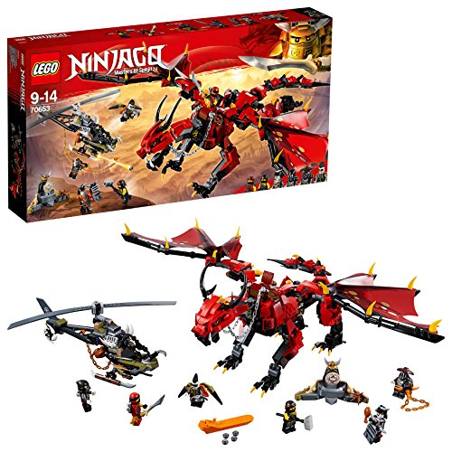 Lego 70653 Mutter Der Drachen Mein Baustein De Lego Ninjago Kinderspielzeug Lego Geschenke